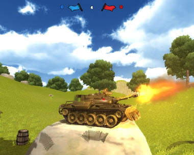 Tanks Heroes Screenshot #1